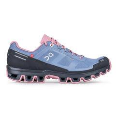 On Tenis Cloudventure Water Proof Metal/Dustrose, para Mujer