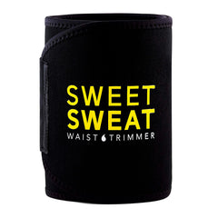 Sweet Sweat Faja Reductora de Tallas de Neopreno Unisex, Negro