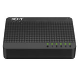 Nexxt Solutions Switch Ethernet para Escritorio de 5 Puertos, Naxos 500