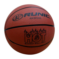 Runic Balón de Basketball Rubber #3