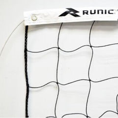 Runic Red/Net de Volleyball DLX, 2 MM