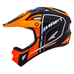 Shaft Casco Cross SH-MX05 Sample Negro/Naranja