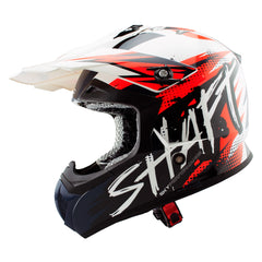 Shaft Casco Cross SH-MX05 Synergy Azul Navy/Naranja