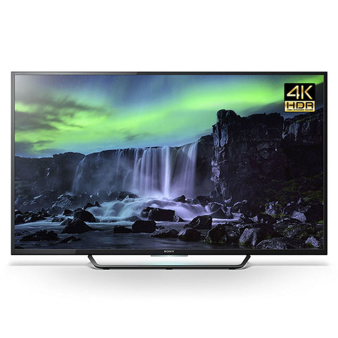 "Sony Televisor LED 4K 55"" Smart con Android TV XBR-55X805E/S"