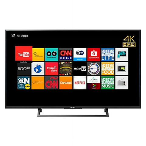 "Sony Televisor LED 4K 49"" Smart HDR KD-49X706E"
