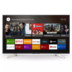 "Sony Televisor LED 70"" 4K HDR Android Smart, XBR-70X835F"