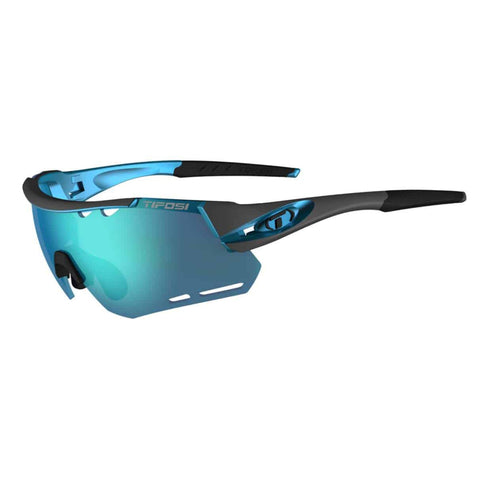 Tifosi Lentes Deportivos Alliant, Gunmetal, Blue Clarion Blue, AC Red, Clear