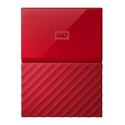 WD Disco Duro Cifrado My Passport de 1 TB