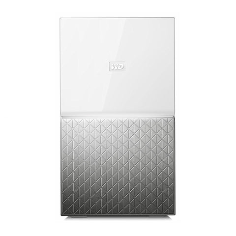 WD Dispositivo de Almacenamiento en la Nube My Cloud Home Duo 4 TB (WDBMUT0040JWT)
