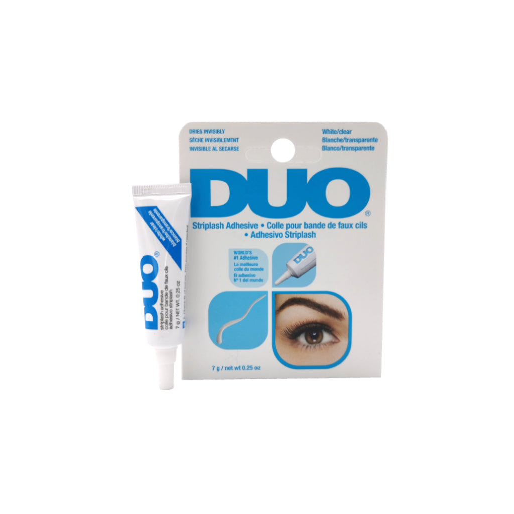 DUO PEG PESTAÑAS CLEAR 7 GR ARDELL 568034