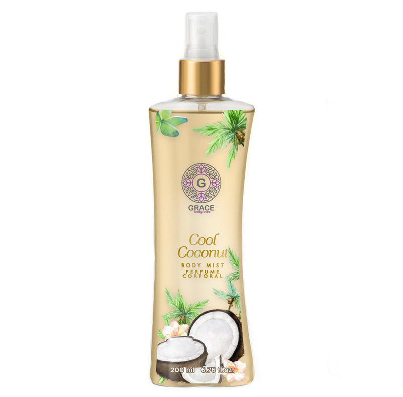 GRACE BODY MIST COOL COCONUT 200 ML
