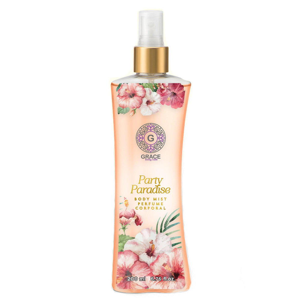 GRACE BODY MIST PARTY PARADISE 200ML