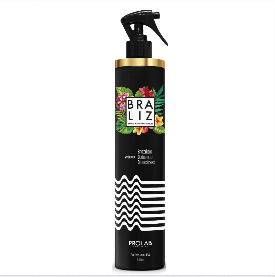 ALACIADOR BRALIZ EN SPRAY 500ML