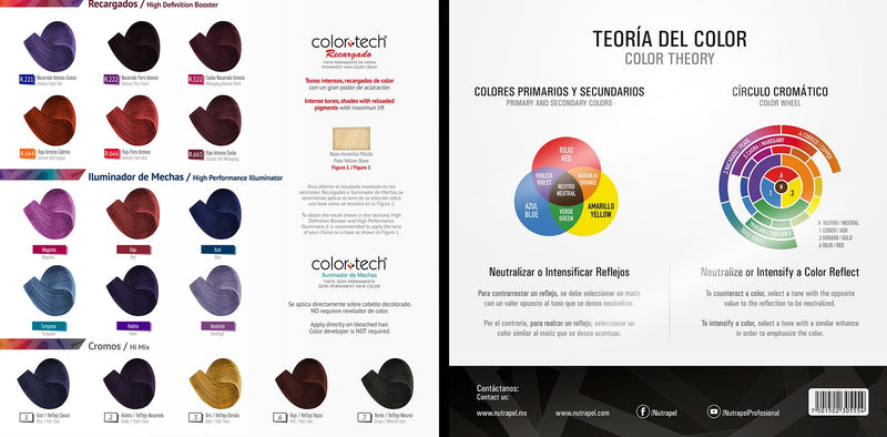 TINTE COLOR TECH + PEROX 135ML.