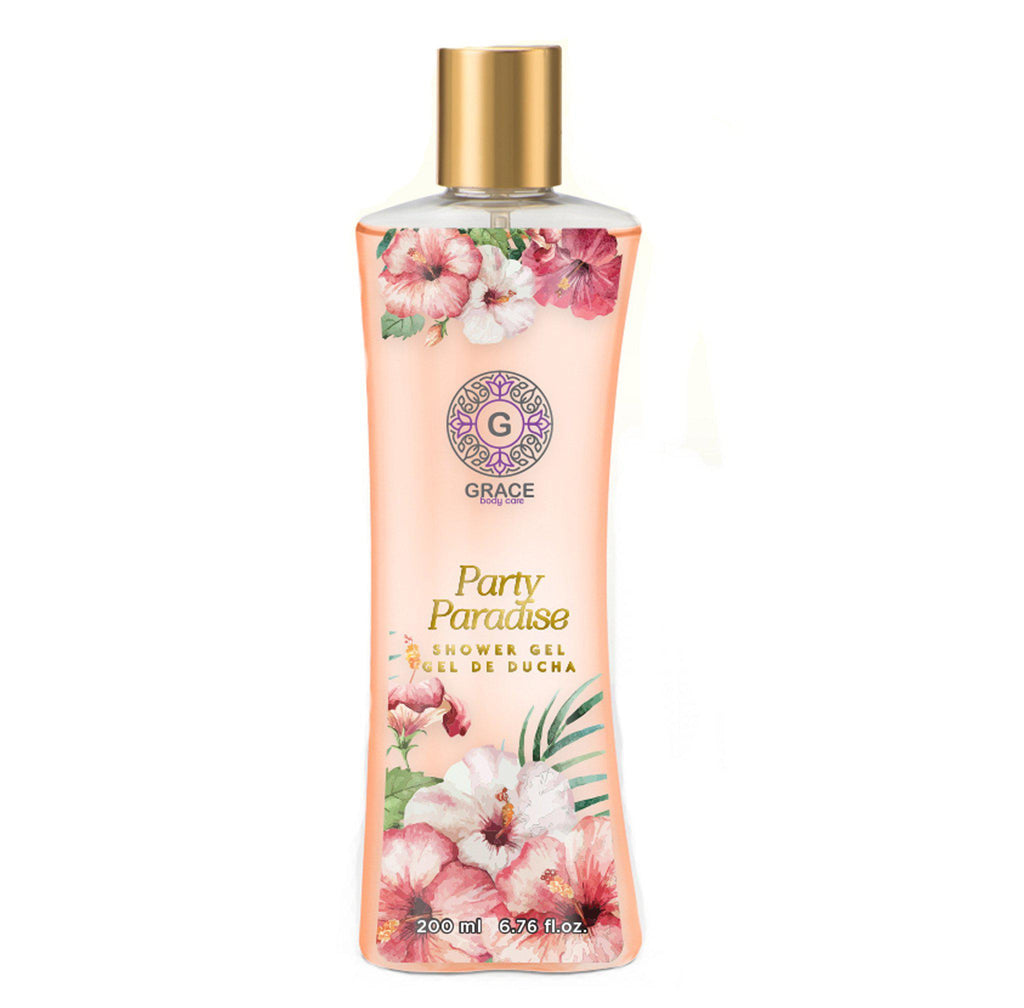 GRACE JABÓN LÍQUIDO CORPORAL PARTY PARADISE 200ML