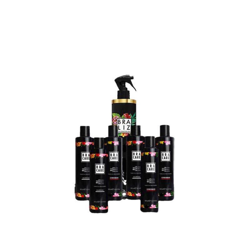 KIT BRALIZ 500ML+3 SHAMPOO 300ML+3 ACONDICIONADOR 300ML BBB
