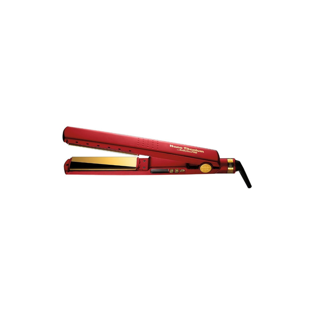 PLANCHA BABYLISS KEY ELITE RED BNTRD2091TGES