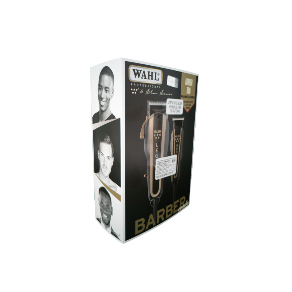 WAHL 5 STAR COMBO BARBER MOD 8180