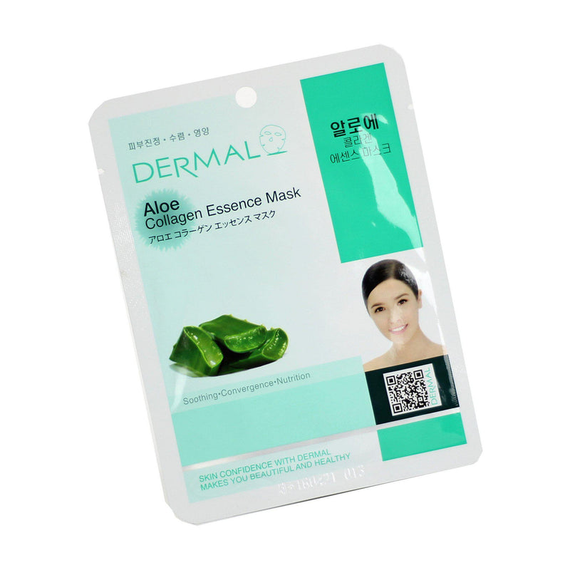 DERMAL MASCARILLA GREEN TEA 1 PZA