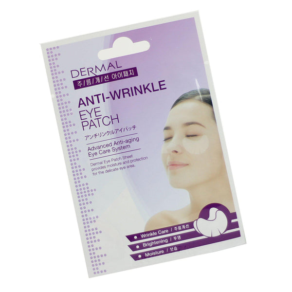 DERMAL MASCARILLA ANTI ARRUGAS 1 PZA