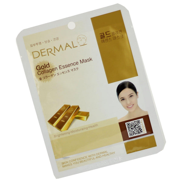 DERMAL MASCARILLA GOLD 1 PZA