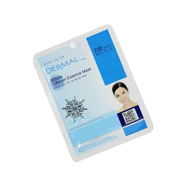 DERMAL MASCARILLA WHITE 1 PZA