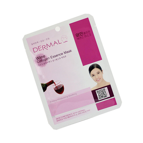 DERMAL MASCARILLA WINE 1 PZA