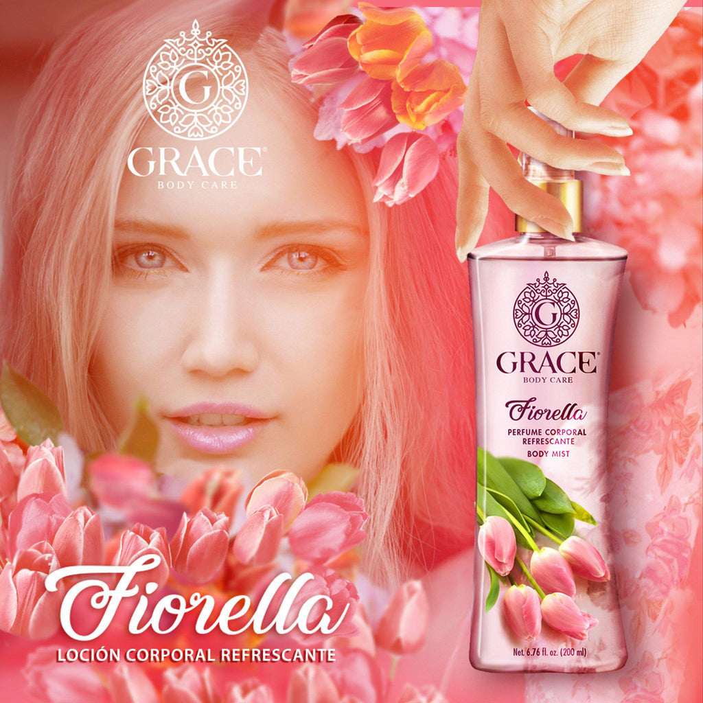 GRACE BODY MIST FIORELLA 200ML