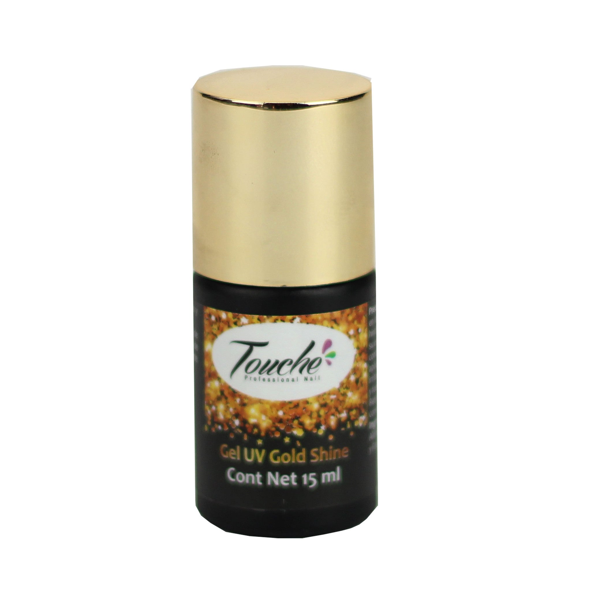 TOUCHE GEL UV GOLD SHINE 15 ML