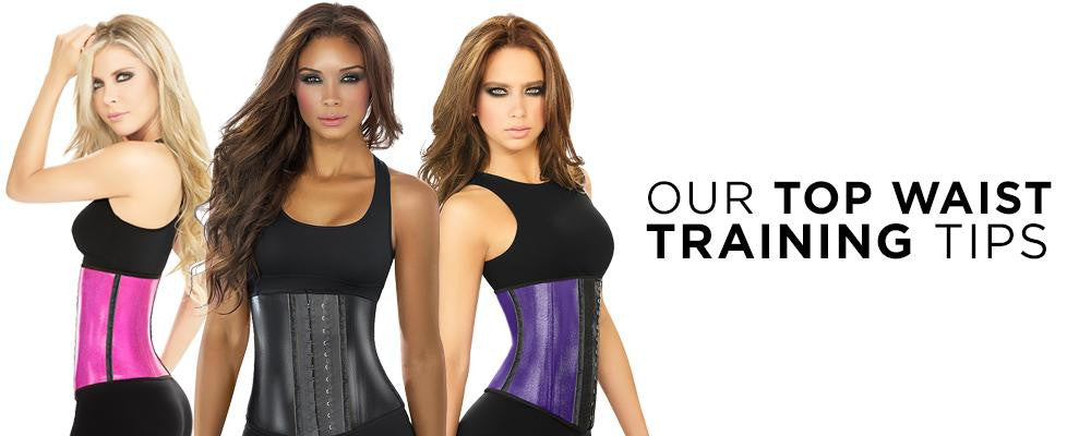 Top Waist Training Tips