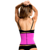 LATEX-FREE WORKOUT WAIST TRAINING CINCHER SOLID COLORS