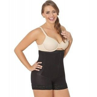 Thermal Body Suit Plus Size, Rose