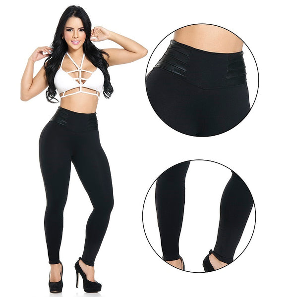 7102 PUSH UP LEGGINGS