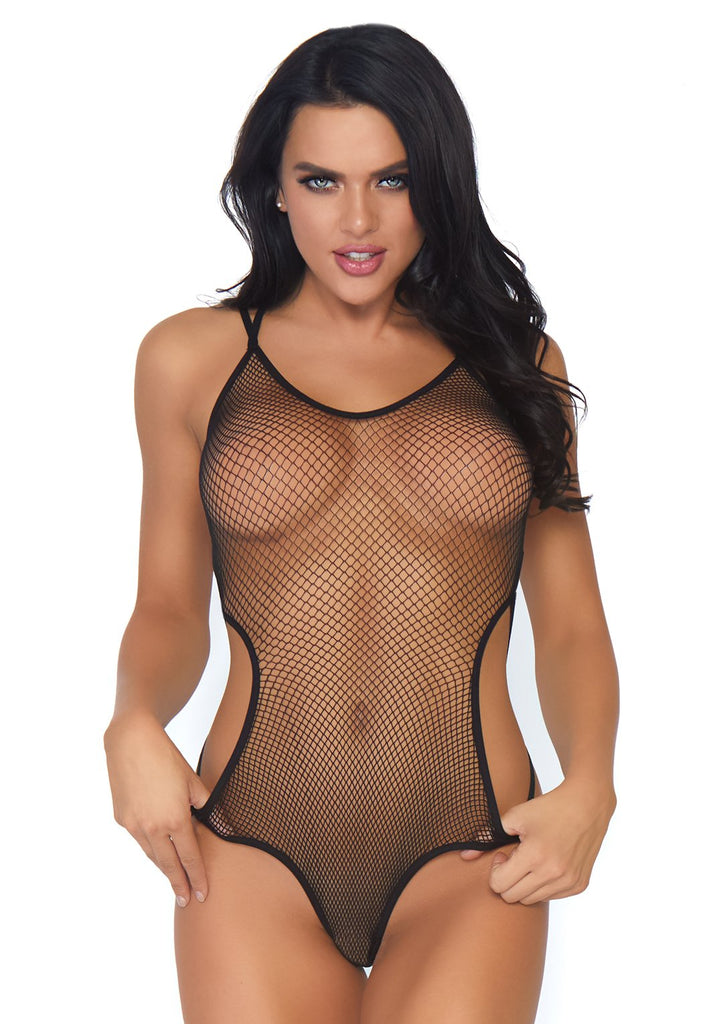 FISHNET TEDDY