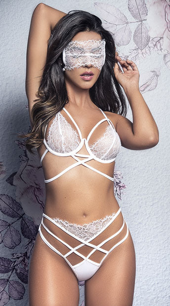 PROVOCATIVE PROPOSAL BRA SET