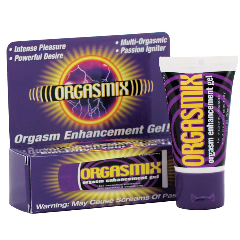 Orgasmix Oral Enhancement Gel