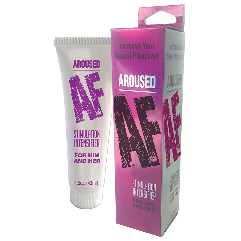 Aroused AF Stimulation Intensifier Cream