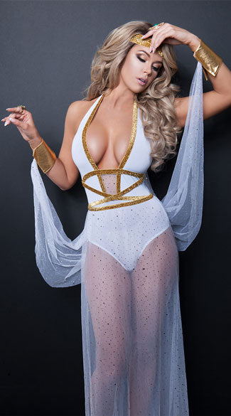 GODDESS OF BEAUTY COSTUME