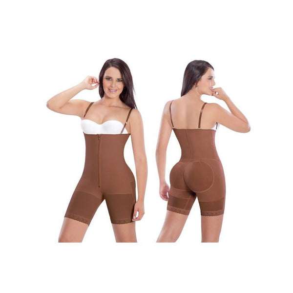 Strapless BODY SHAPERS COMPRESSION GIRDLE LEVANTA COLAS