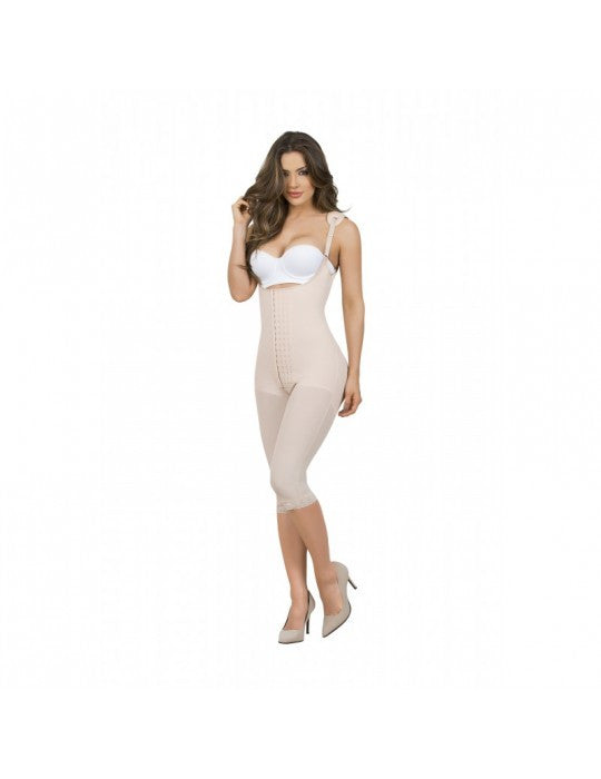 HIGH COMPRESSION LONG LEG BODY SHAPER