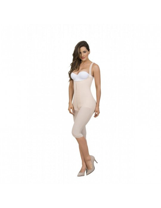 HIGH COMPRESSION CAPRI LEG BODY SHAPER