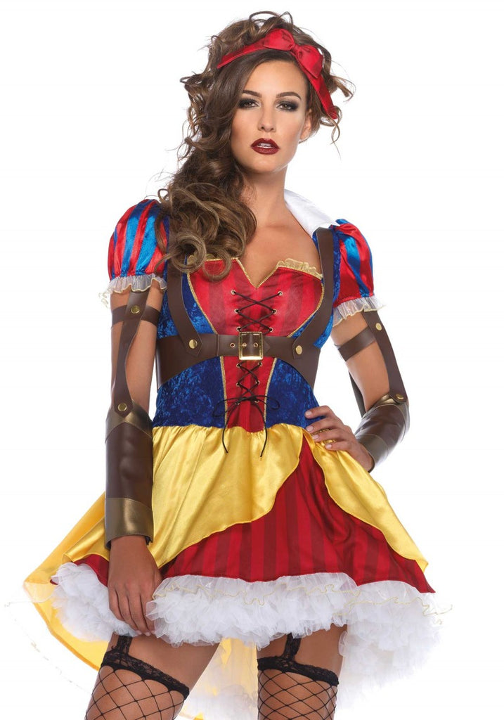 WARRIOR POISON APPLE PRINCESS COSTUME
