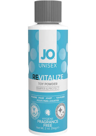 JO Unisex Revitalize Toy Powder