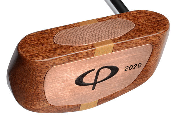 cp2020 copper insert mallet putter