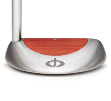 Load image into Gallery viewer, M11 Mallet Putter with Pink Ivory - Caney Putterworks - 3
