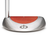 M11 Mallet Putter with Pink Ivory - Caney Putterworks - 3