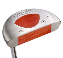 Load image into Gallery viewer, M11 Mallet Putter with Pink Ivory - Caney Putterworks - 2