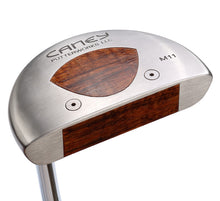 Load image into Gallery viewer, M11 Mallet Putter with Koa Wood - Caney Putterworks - 2