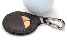 Load image into Gallery viewer, Maple Wood Golf Ball Marker with Case - Caney Putterworks - 2