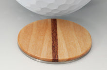 Load image into Gallery viewer, Maple Wood Golf Ball Marker with Case - Caney Putterworks - 3